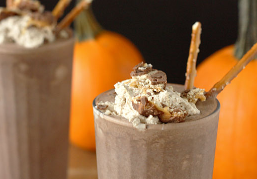 snickers milkshake recipe 1